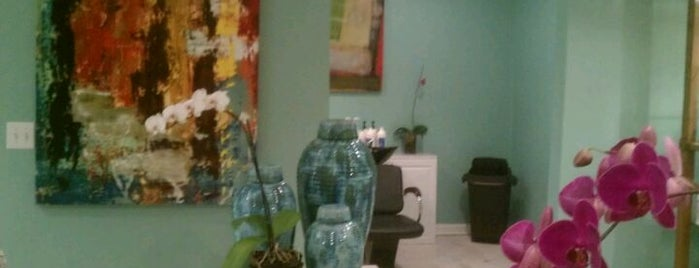 ROI Salon is one of Find Waldo in Raleigh!.