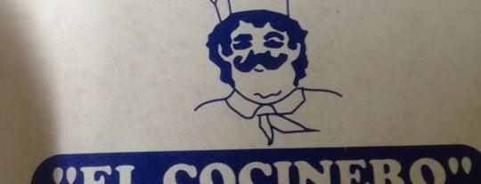 El cocinero is one of Diegoさんの保存済みスポット.