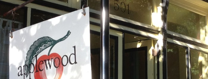 Applewood is one of Park Slope Eats.