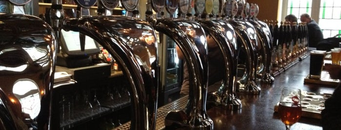 The Craft Beer Co. is one of London's Best Pubs - 2013.