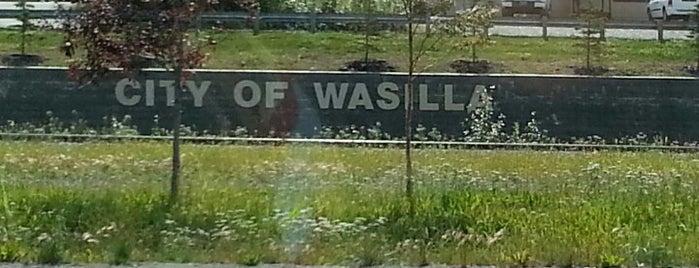 City of Wasilla is one of Steve 님이 좋아한 장소.