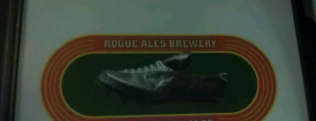 Rogue Ales Public House & Brewery is one of Oregon Breweries.