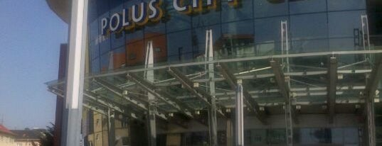 Polus City Center is one of MALLS/SHOPPING CENTERS in Slovakia.