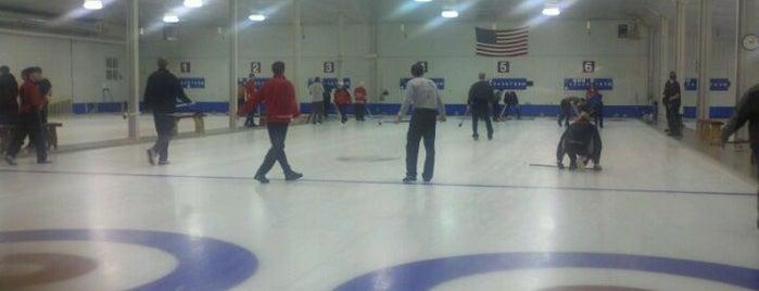 St. Paul Curling Club is one of Charming Saint Paul #4sqCities.