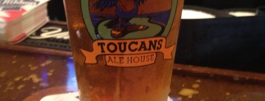 Toucan's Ale House is one of Best Bars in Georgia to watch NFL SUNDAY TICKET™.