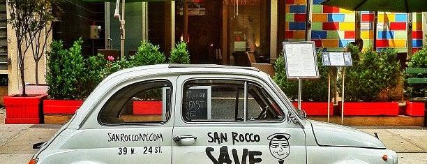 San Rocco is one of Jojo'nun Kaydettiği Mekanlar.