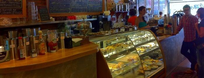 The Cup Espresso Café is one of Posti che sono piaciuti a Ann.