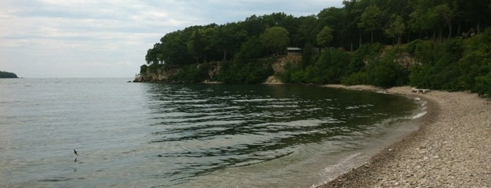 South Bass Island State Park is one of OH - Ottawa Co. (PIB).