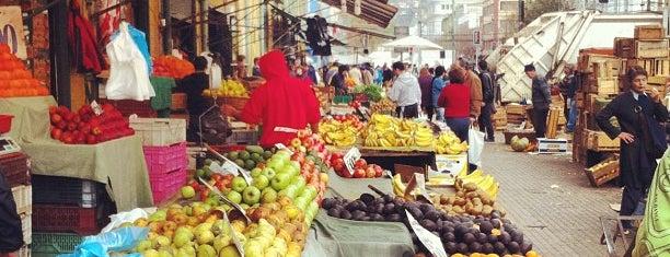 Mercado El Cardonal is one of Chile.
