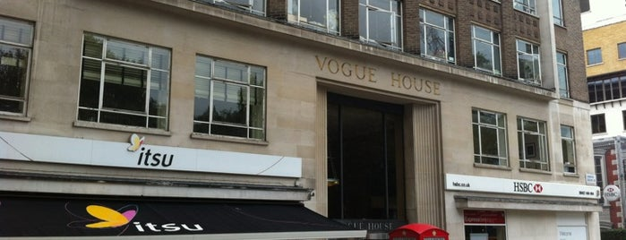 Vogue House is one of themaraton.