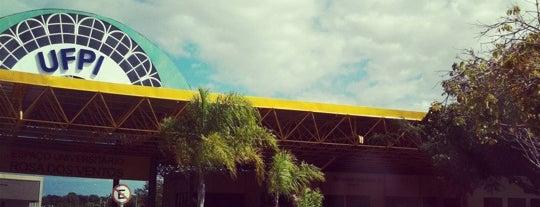 Universidade Federal do Piaui (UFPI) is one of Lugares favoritos de Abhner.