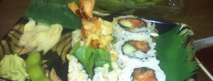 Sushi! by Bento Nouveau is one of NYC: FiDi.