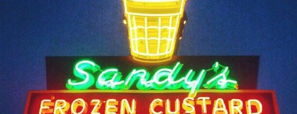 Sandy's Hamburgers is one of SXSW 2013.