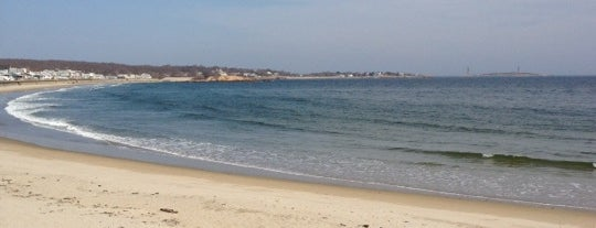 Long Beach is one of Beaches in Boston.