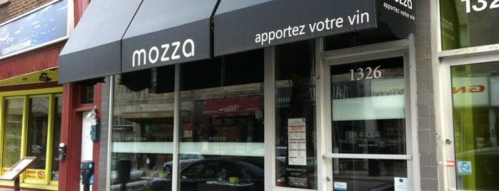 Mozza Pâtes & Passions is one of Apportez votre vin - Montréal.