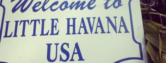 Little Havana is one of Miami - Places.