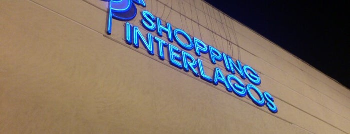 Shopping Interlagos is one of Shopping.