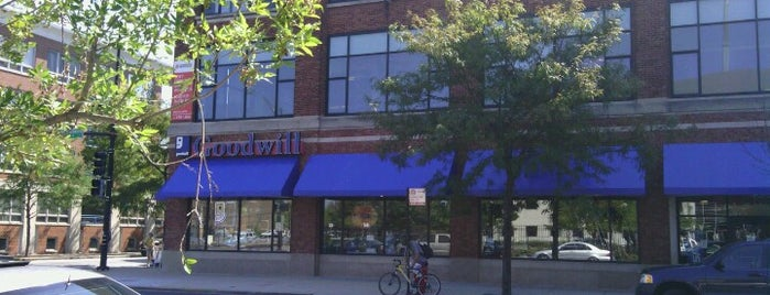 Goodwill is one of The 15 Best Thrift and Vintage Stores in Chicago.