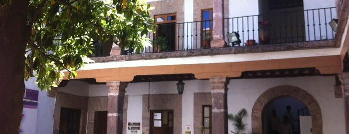 Museo del Estado de Michoacan is one of morelia.