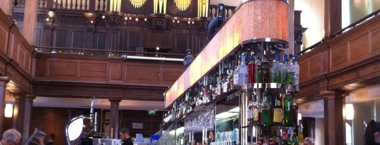 The Church is one of Top Dublin pubs.