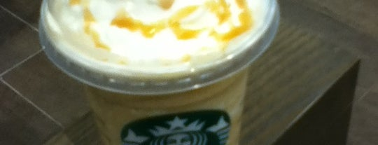 Starbucks is one of Services.