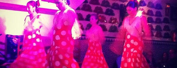 Patio Andaluz is one of Où voir un spectacle de flamenco à Barcelone ?.