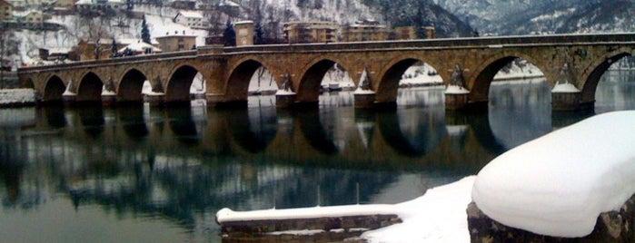 Most Mehmed paše Sokolovića | Na Drini ćuprija is one of Princip Must Die.