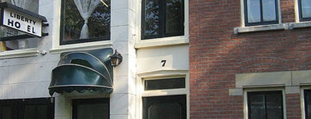 The Narrowest House in the World is one of Outstanding Amsterdam for backpackers.