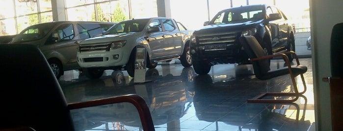 Ford Zafer Plaza is one of Fuat'ın Beğendiği Mekanlar.