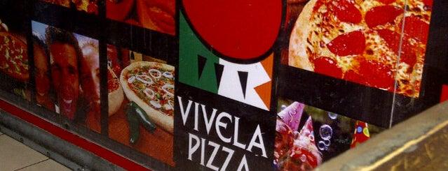 Vivela Pizza is one of 24 horas de comida en CDMX.