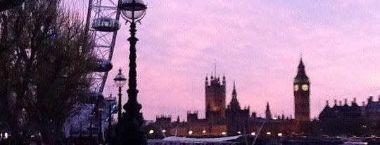 London Eye / Waterloo Pier is one of Trips / London.