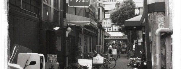 ロージナ茶房 is one of 多摩地区お気に入りカフェ&レストラン.