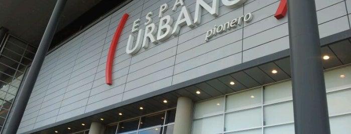 Mall Espacio Urbano Pionero is one of Centros Comerciales de Chile.