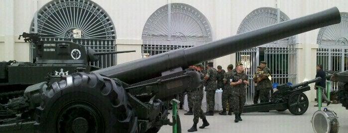 Museu Militar do Comando Militar do Sul is one of Max : понравившиеся места.