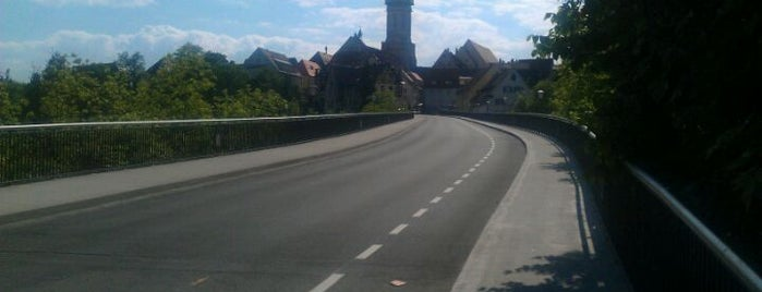 Viadukt is one of Brücken in Rottweil.