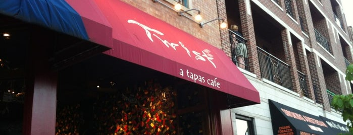 Twist A Tapas Cafe is one of Off Duty: Save Your Own - Chicago Edition.