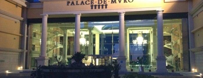 Be Live Grand Palace de Muro is one of สถานที่ที่ David ถูกใจ.