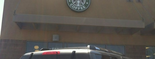 Starbucks is one of Joe 님이 좋아한 장소.