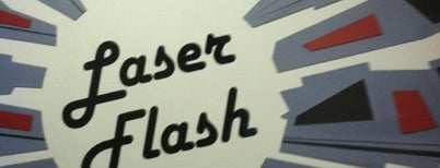 Laser Flash is one of Jared's Liked Places.