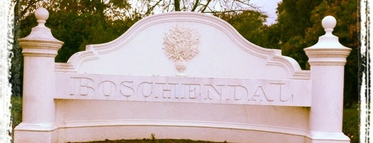 Boschendal is one of lua de mel.