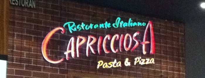 Capricciosa Pasta & Pizza is one of Makan @ KL #8.