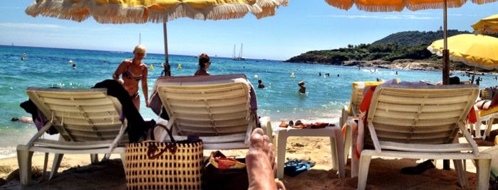 Plage de Pampelonne is one of Best of St Tropez.