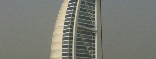 Burj Al Arab is one of Where I have been.