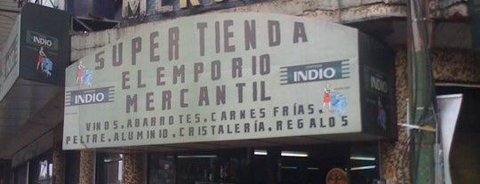 El Emporio Mercantil is one of Lieux sauvegardés par Lid.