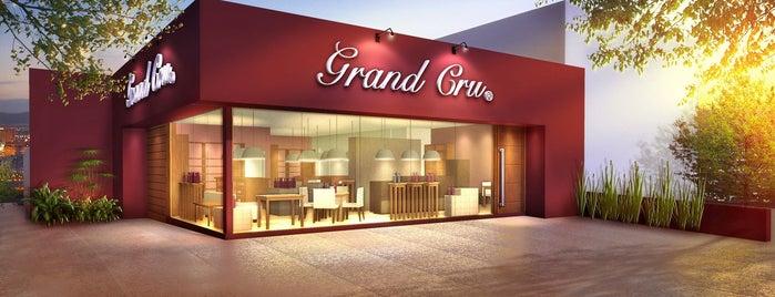 Grand Cru is one of Projetos Comerciais escritório IDOETA arquitetura.