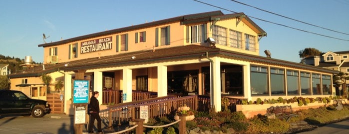 Miramar Beach Restaurant is one of South SF.