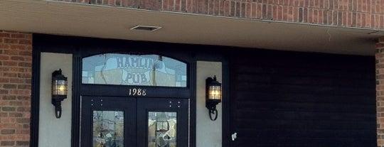 Hamlin Pub is one of Kristeenaさんの保存済みスポット.