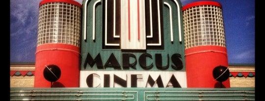 Marcus Point Cinema is one of Lieux qui ont plu à Jennifer.