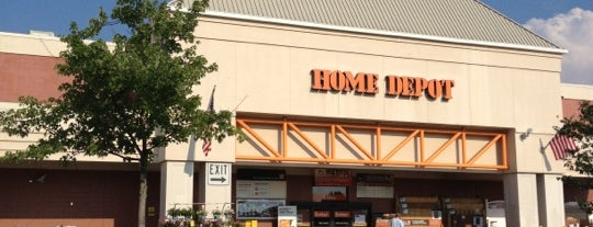 The Home Depot is one of Shopping.