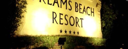 Dreams Beach Resort is one of Liia 님이 좋아한 장소.